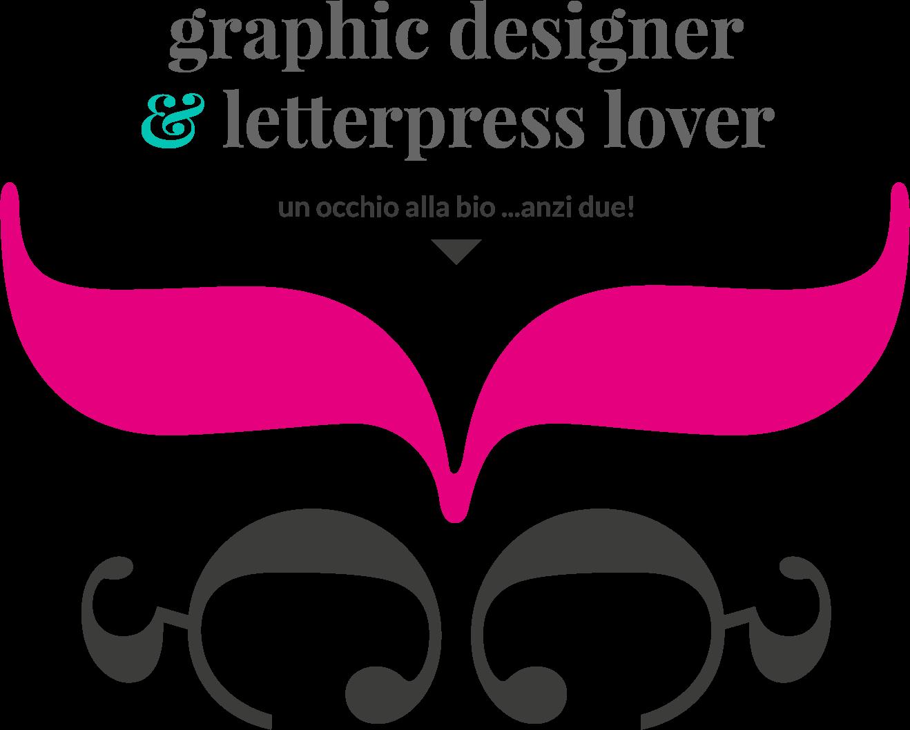 graphic designer & letterpress lover